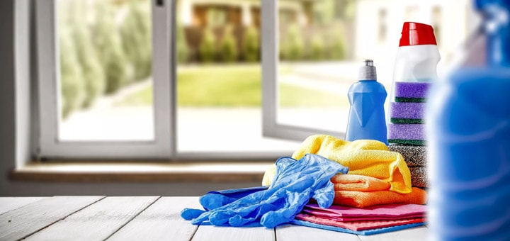 Staging tips for selling your home. Clean thoroughly