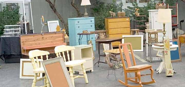 Moving out of your parents - where to take furniture