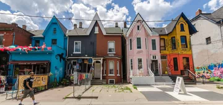 Best neighborhoods to live in toronto. Kensington Market
