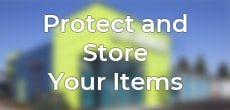 Convenient Way to Protect and Store Items