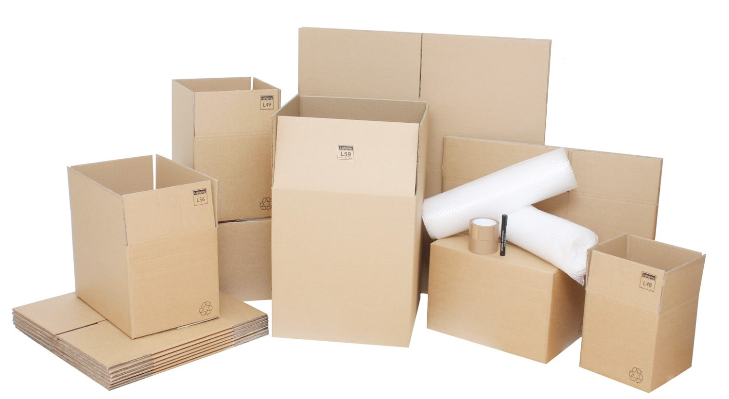 moving boxes in Mississauga