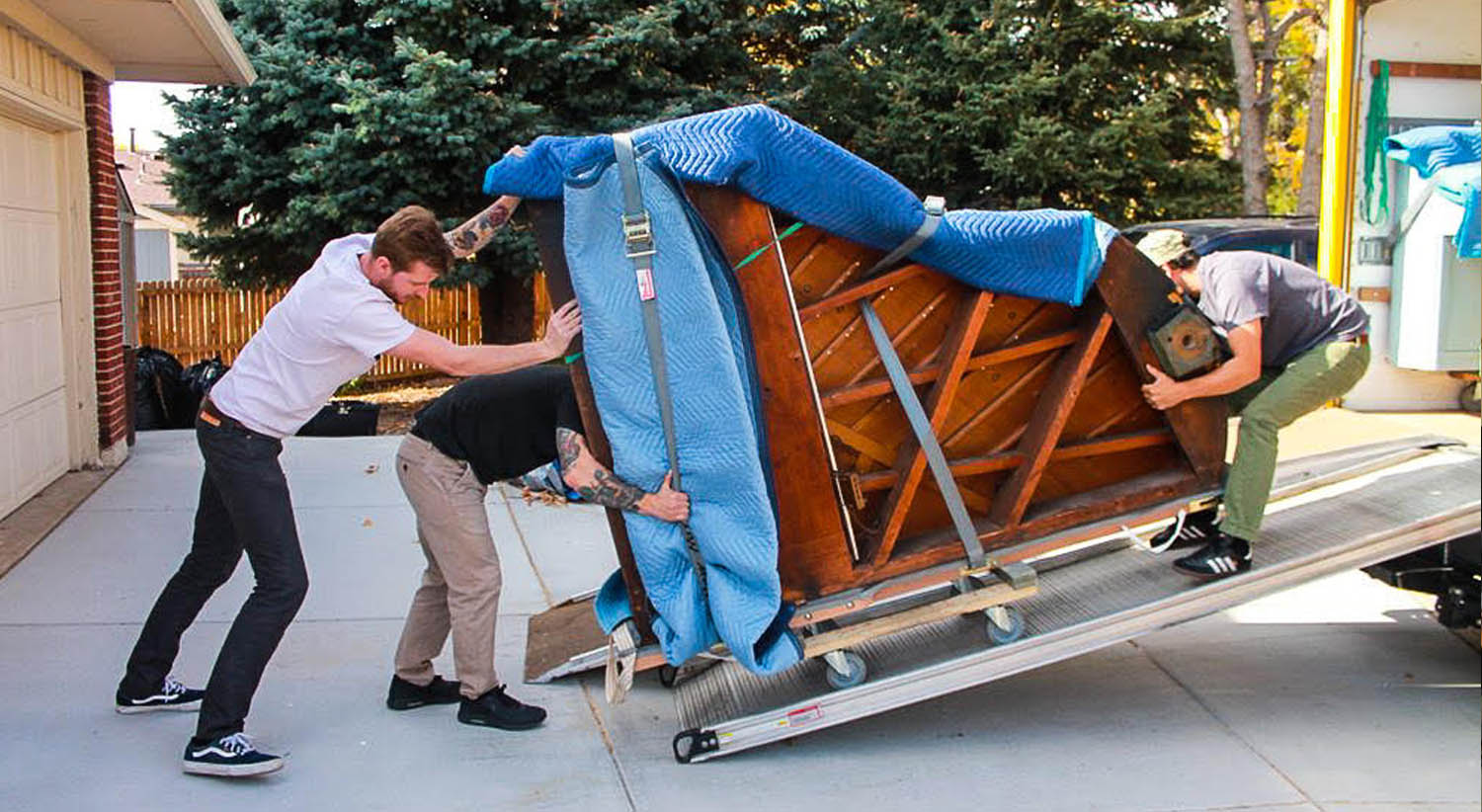 Cost of Piano Moving