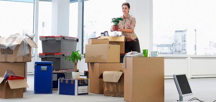 Preparations for a smooth office moving in Toronto